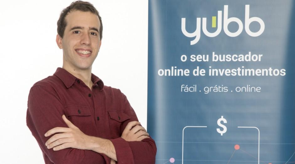 Bernardo Pascowitch, fundador da Yubb (Foto: Divulgação)