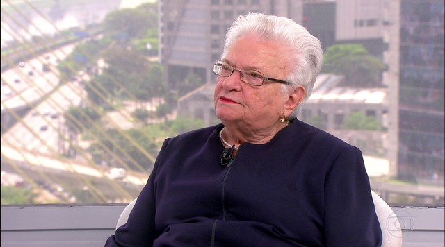 Veja a entrevista que o SPTV fez com a candidata Luiza Erundina, do PSOL