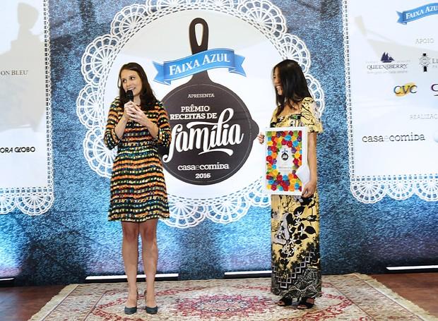 Festa Prêmio Receitas de Família (Foto:   Sylvia Gosztonyi/Editora Globo)