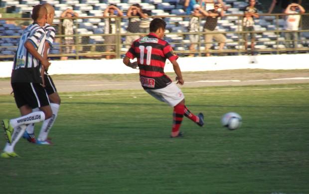 Campinense, Treze, Paraíba, Campeonato Paraibano,  (Foto: Silas Batista / Globoesporte.com/pb)
