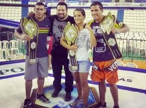 Adail Aranha, campeão do Mr. Cage junto com Cristiano Carioca (Foto: Imagem/Divulgação)