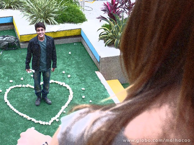 Awwwnnnnnn!! O Vitinho pode ser mais fofo?!  (Foto: Malhação/TV Globo)