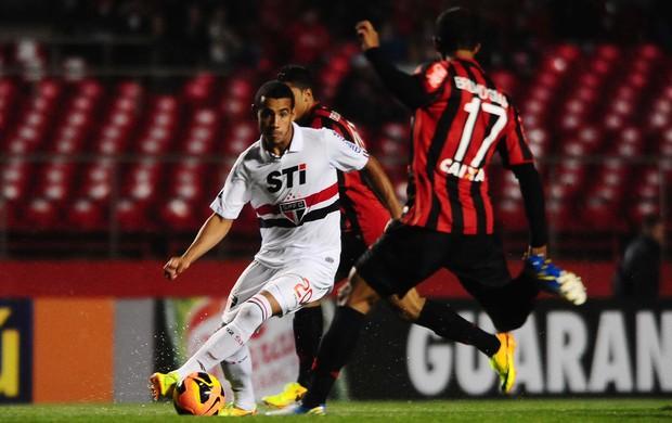 São Paulo x Atlético-PR (Foto: Marcos Ribolli)