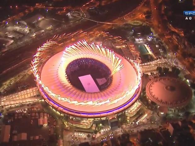 Paralimpíada (Foto: Reprodução/SporTV)