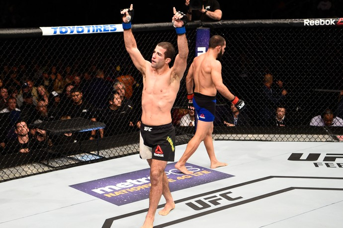 Augusto Tanquinho, Frankie Saenz, UFC, MMA (Foto: Getty Images)