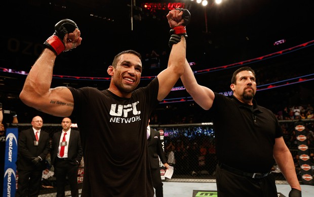 Fabricio Werdum x Travis Browne UFC MMA (Foto: Getty Images)
