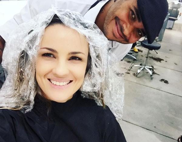 Carolina Kasting com Léo Lima (Foto: Reprodução/Instagram)