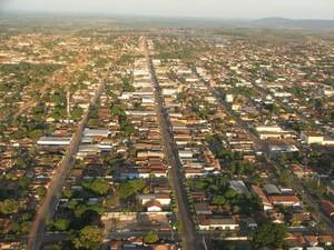 Pontes e Lacerda é uma das vinte cidades do Brasil que mais contrataram em agosto. (Foto: Prefeitura de Pontes e Lacerda / Divulgação)