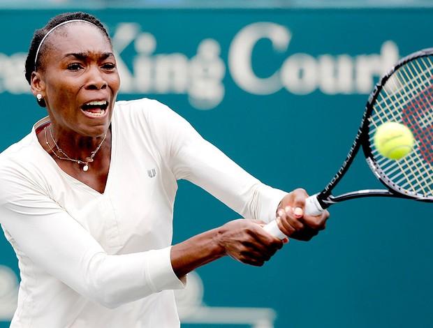 Venus Williams tênis contra  Varvara Lepchenko WTA (Foto: AP)