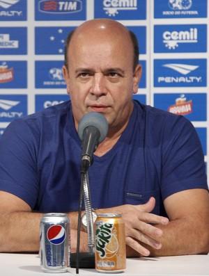 Valdir Barbosa, Gerente de Futebol do Cruzeiro (Foto: Washington Alves / Light Press / Cruzeiro)
