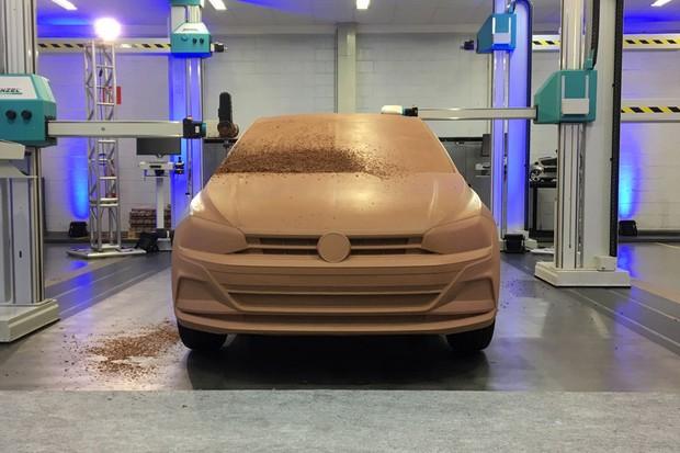 Volkswagen Polo (Foto: Guilherme Blanco Muniz / Autoesporte)