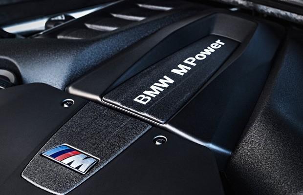 Capa do motor esconde um V8 4.4 biturbo (Foto: Divulgação)
