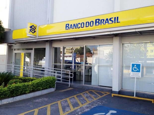 Agência da Avenida Coronel José Soares Marcondes será fechada (Foto: Wellington Roberto/G1)