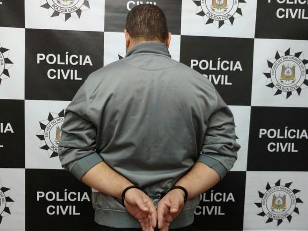 Alexandre Vianna dos Santos (Foto: Divulgação/Polícia Civil)