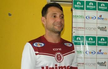 Treinador Fabiano Rossato elogia pacotão de reforços da Desportiva