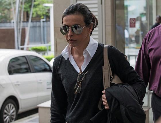 Adriana Ancelmo mulher do ex-governador Sérgio Cabral (Foto:  Alexandre Cassiano / Agência O Globo)