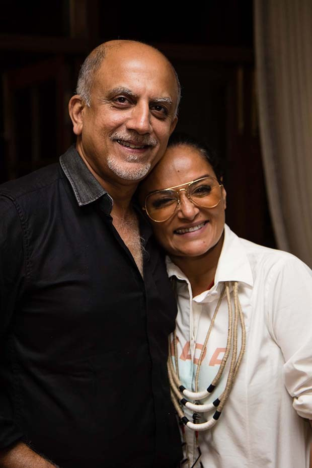 Vogue Indias Alex Kuruvilla and Bandana Tewari  (Foto:  Rohan Hande )