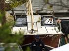 FBI remove barco usado por suspeito de atentado em Boston