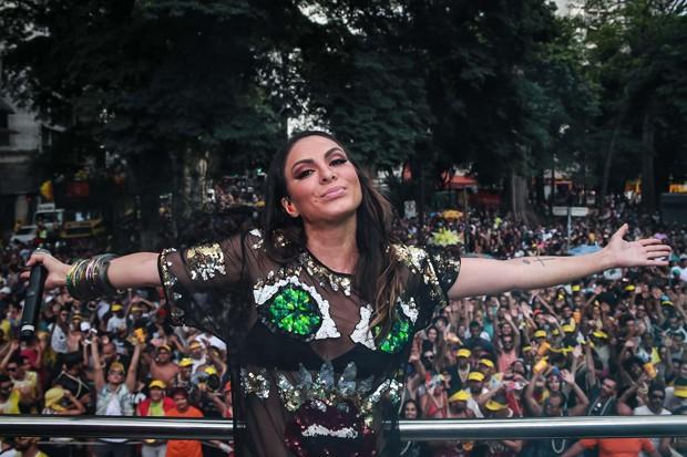 Alinne Rosa (Foto: Raphael Castello / AgNews)