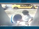 Vídeo mostra tentativa de assalto na Região da Pampulha, em BH