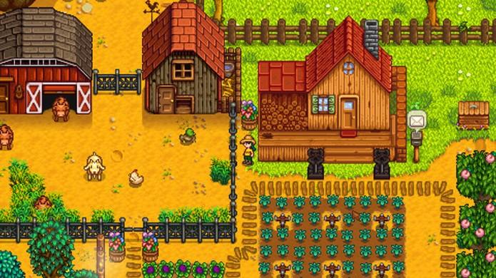 Stardew Valley invoca o que havia de melhor no clássico Harvest Moon e expande com algumas novidades (Foto: Reprodução/Steam)