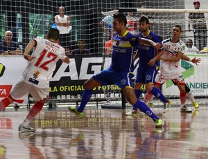 Grêmio Mogiano x São Caetano Liga Paulista de Futsal