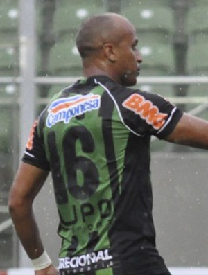 Ricardinho, meia do América-MG (Foto: Assessoria / América-MG Futebol Clube)