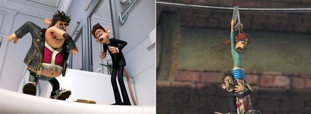 Sid muda a vida do ratinho luxuoso, mas o faz conhecer um novo amor (Foto: Divulgação / Reprodução)