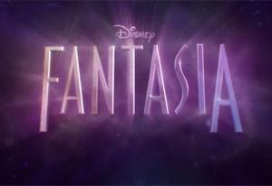 Trailer de 'Fantasia' tem logotipo do game (Foto: Divulgação/Harmonix)