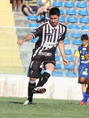 Amistoso entre Ceará e Horizonte no Estádio Presidente Vargas (Foto: Divulgação/Cearasc.com)