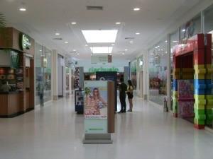 Shopping comemora faturamento (Foto: Duaine Rodrigues/G1)