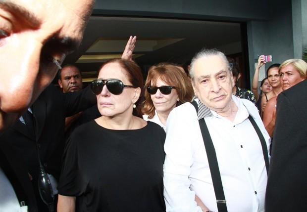 Susana Viera, Renata Sorrah e Vicente Sesso (Foto: Foto Rio News)