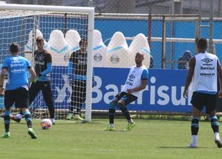 Kadu Grêmio (Foto: Eduardo Moura/GloboEsporte.com)