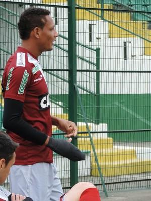 marcão figueirense (Foto: Renan Koerich)