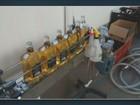Polícia do Rio prende 3 por produção de uísque e vodka falsos na região