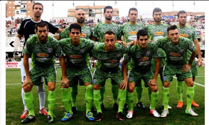 equipo cartagena   la hoya The top 10 worst kits EVER!