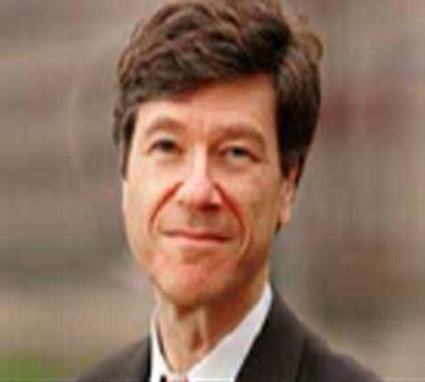 Jeffrey Sachs, dos EUA (Foto: Divulgação)