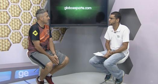 ge.com/acre entrevista (Reprodução/GloboEsporte.com)
