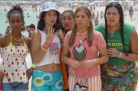 Heloísa Périssé no filme 'O diário de Tati' (Foto: Divulgação)