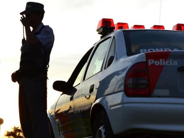 Serviço de Inteligência da PM contribui no patrulahmento ostensivo (Foto: Polícia Militar/Divulgação)