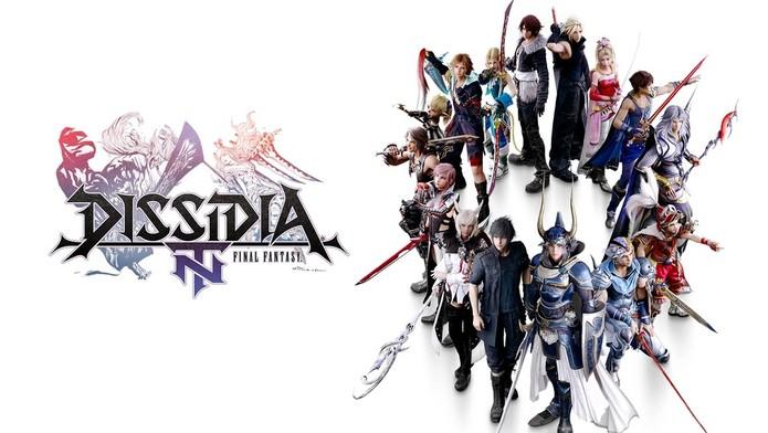 Dissidia Final Fantasy (Foto: Reprodução/Felipe Vinha)
