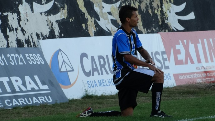 Etinho Porto-PE (Foto: Vital Florêncio / GloboEsporte.com)