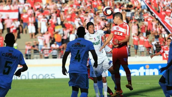 CRB x Murici, no Rei Pelé (Foto: Ailton Cruz / Gazeta de Alagoas)