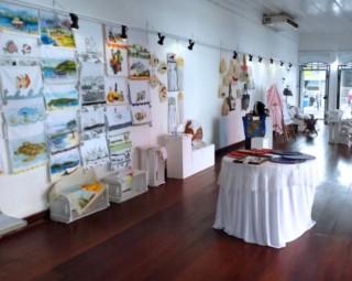 Exposição acontece em Angra dos Reis (Foto: Felipe de Souza/ Divulgação Cultuar)