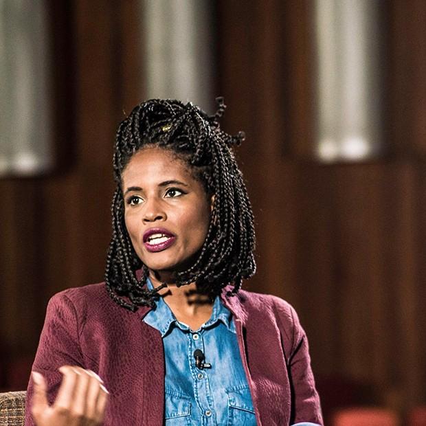 Djamila Ribeiro (Foto: Christian Parente)