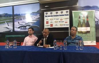 Técnico do São José FC para 2017 deve ser apresentado nesta semana