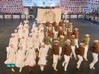 Cinco grupos abrem 2ª semana do Festival de Quadrilhas da Globo NE