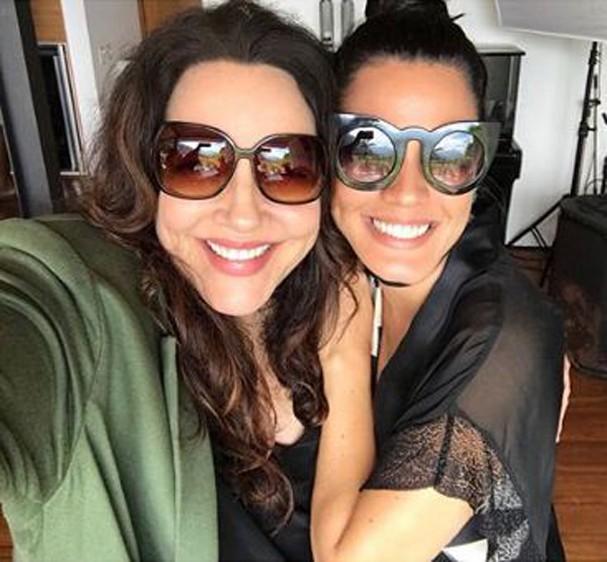 Ana Carolina e Leticia Lima (Foto: Reprodução Instagram)
