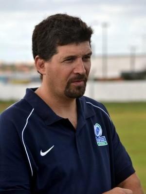 Marcelo Blanco ministra curso de rúgbi em Teresina (Foto: Giovanni Spinucci/Divulgacão)