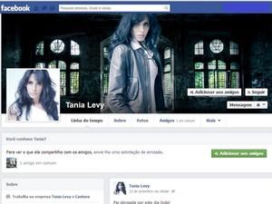 Tania Regina Levy - São Pedro (Foto: Reprodução/Facebook)